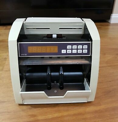 Kobell 8750 Currency Counter, Bank Quality Money Counter