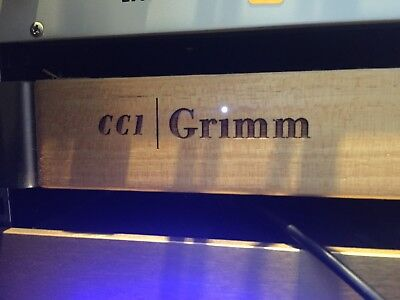 Grimm CC1 High End Digital Clock