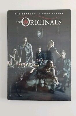 The Originals: The Complete Second Season (DVD, 2015, 5-Disc Set)