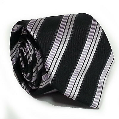 "Hugo Boss Men Neck Dress Silk Tie 3"" wide 60"" long Made in Italy"