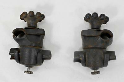 Vintage Mint Pair of O.C.White Lamp Joints w/Iron Knuckles