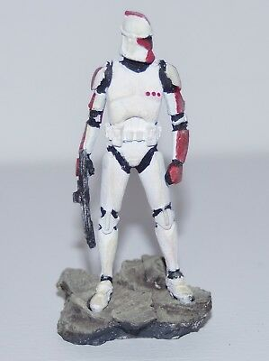 75mm metal figure - star wars trooper