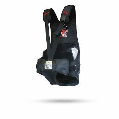 Forward Sailing Pro Trapeze Harness With Lumbar Support