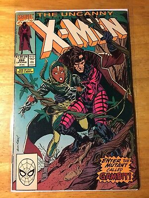 The Uncanny X-Men #266 (Aug 1990, Marvel) First Appearance Of Gambit Movie Soon