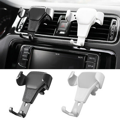 Universal Car Air Vent Mount Phone Stand Holder Cradle For GPS iPhone Cell Phone