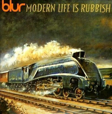 Blur, Modern Life Is Rubbish (Special Edition) 2 CD, Very Good, Audio CD