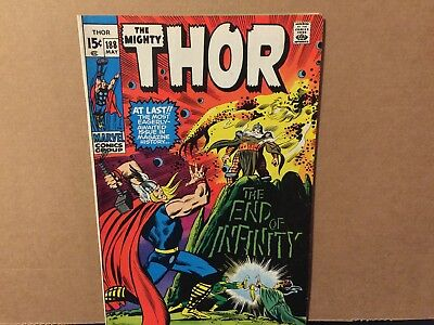 Mighty Thor 188 High Grade Marvel Comics Combine Shipping