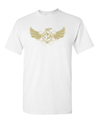 Neu America Las Aguilas 100% Cotton Tee by BMF T shirt S - 5 XL Mann - Frauen