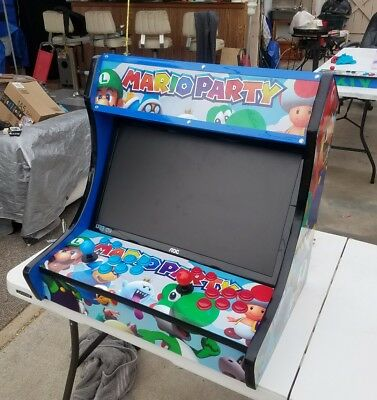 Fully Built Bartop Arcade Machine Special Thanksgiving  Price $569