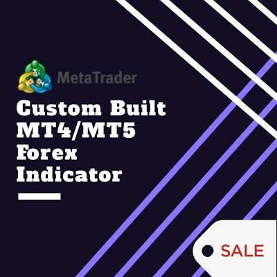 BUILD YOUR OWN MT4/MT5 Forex Indicator / Strategy / Robot FX - Trading