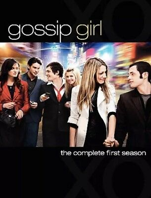 GOSSIP GIRL SEASON 1 (DVD, 2008, 5-Disc) NEW