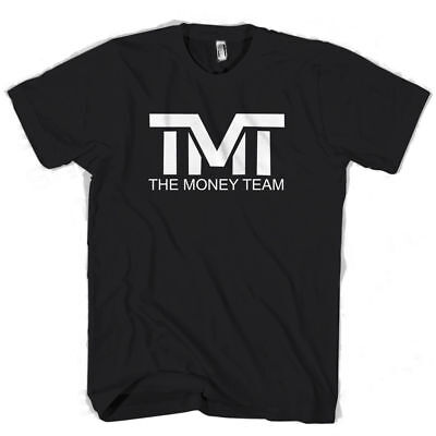 Selten !!! Neu The Money Team T shirt S - 5 XL Mann - Frauen
