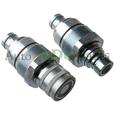 Coupler Set 7246802 7246799 for Bobcat T140 T180 T190 T200 T250 T300 T320 T450
