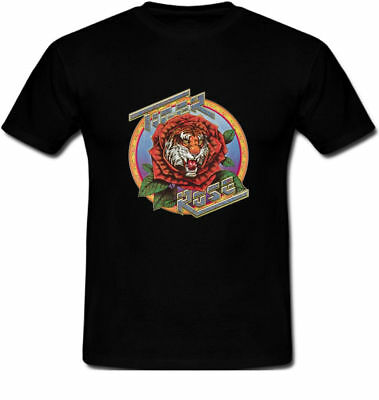 Neu !!! Grateful Dead Tiger Rose T-shirt S- 5 XL Mann - Frauen