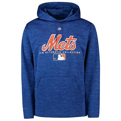 Adult M New York Mets Majestic Authentic Collection Team Drive Ultra-Streak M44
