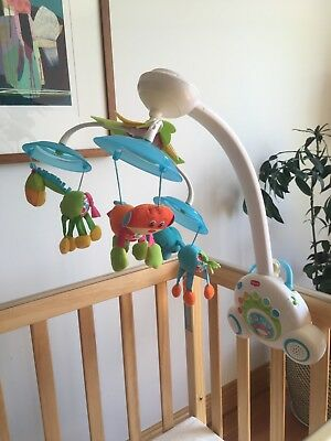 ***tiny Love Soothe N Groove Cot Mobile- A Must Have!!!***