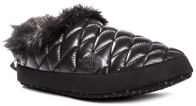 5d310104af THE NORTH FACE ThermoBall Mule Faux Fur IV T9331GYWY Schuhe Hausschuhe Damen  Neu
