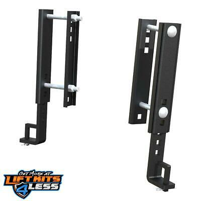 "CURT 17515 Rplcmnt Trutrack 8""Adjustable Support Brackets ALL Non-Spec Vehicle"