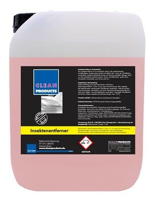 Cleanproducts Insect Remover Concentrate Insect Remover Insect 4,8L