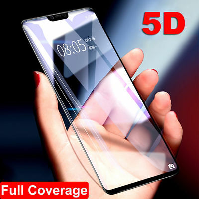 High Quality 3D Tempered Glass 9H Screen Protector Full Cover For OnePlus 6T