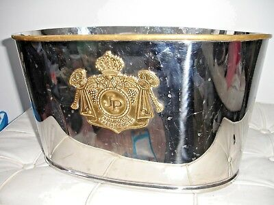 Joseph Perrier Stainless Steel Magnum Champagne Bucket Quality