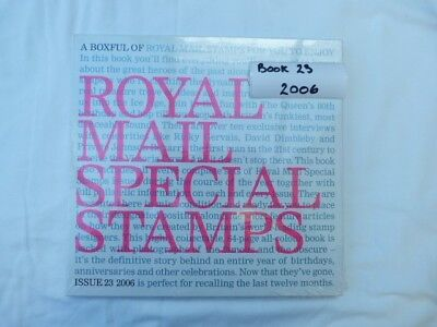 Great Britain 2006 Royal Mail Book 23 Mint Commemorative Special Postage Stamps