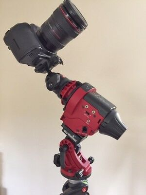 Sky-watcher star adventurer for Astrophotography and Astro time lapse.