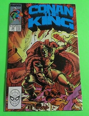 Conan The King #48 Marvel Comics Copper Age (1988) C2355
