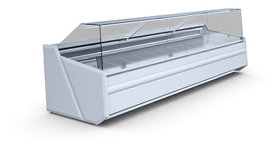 Luzon Deli Counter Meat Display Brand New Serve Over Counter Fridge 2.5M