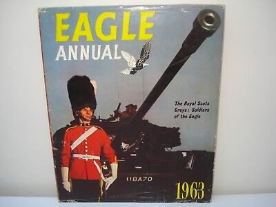 Eagle Annual 1963 (Vintage) Complete, Unmarked