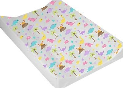 Wedge Changing Mat Luxury Padded Base with Anti Roll 69 x 44cm - Lots Of Designs