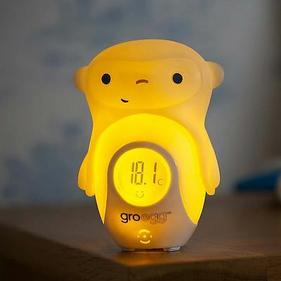 The Gro Company - Mikey the Monkey Glowing Gro-Egg Shell (matches Sleepy Circus)