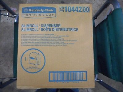Kimberly Clark 10442 Slim Roll Dispenser Hand Towel Touch-Less Dispenser
