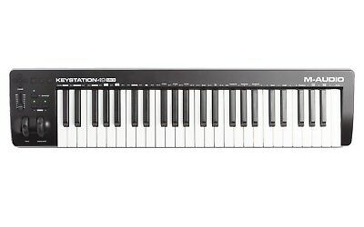 M-Audio Keystation 49 III Mk3 MIDI USB Keyboard Controller