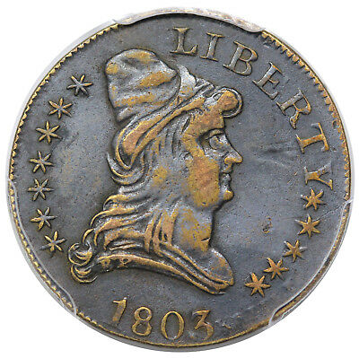 1803 Great Britain Kettle Token, U.S. $2.50 gold design, J-C1803-1, PCGS AU50