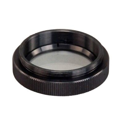 Ring Light Adapter 42mm w Protected Glass for Bausch & Lomb Stereo Microscopes