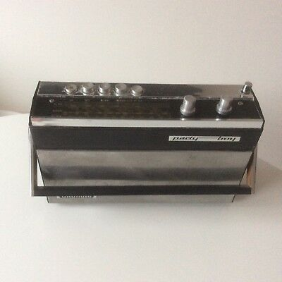 Grundig Party Boy Radio Grotty Condition But Works Perfectly!
