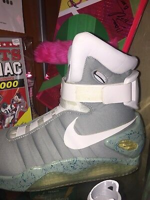 Back To The Future Upgrade Kit Nike Mag Boots Trainers