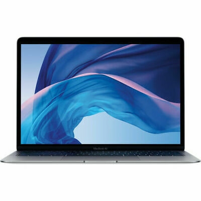 "Apple 13.3"" MacBook Air with Retina Display 256GB (2018, Space Gray) MRE92LL/A"