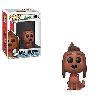 Funko Pop Animation: The Grinch Movie Max The Dog 660 33027 In stock