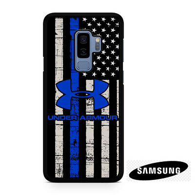 separation shoes 910f0 55d90 FLAG UNDER ARMOUR Logo Samsung Galaxy S7 S8 S9 S10 Plus Note 8 9 Phone Case