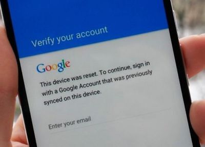 Google Account FRP Unlock Service For Android Phones  / remote removal service