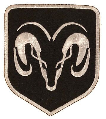 Dodge Ram Logo Patch Made In Usa