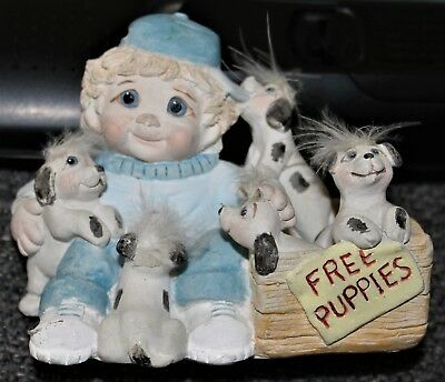 """Dreamsicles """"Free Puppies"""""""