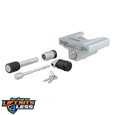 "CURT 23086 Hitch & Coupler Lock Set W/2"" Receiver ALL Non-Spec Vehicle ALL Base"