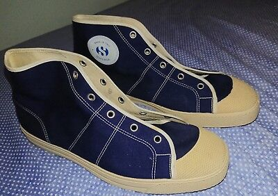 Shoes Superga Vintage Made In Italy NUOVE N. 44