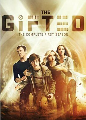 The Gifted Complete First Season 1 (DVD, 2018, 3-Disc Set) NEW