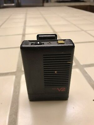 NEC V2 Tone & Voice UHF Vintage Pager