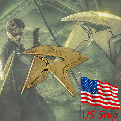 2018 TV Titans Batman Dart Dick Grayson Robin Nightwing Batarangs Cosplay Props
