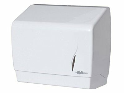 Abs Z Fold Paper Towel Dispenser, 00344 White